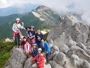 初級登山教室のお知らせのイメージ